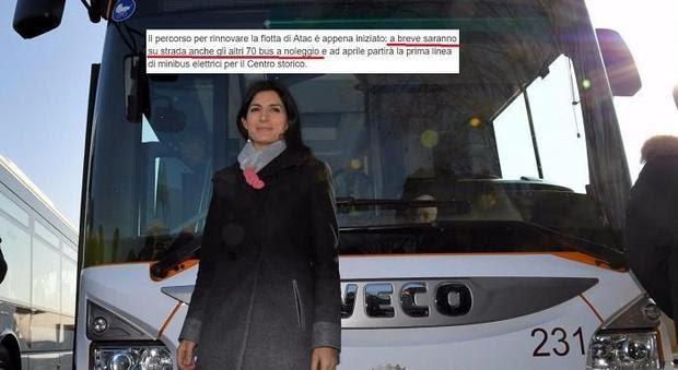 Atac, i bus israeliani tornano a casa senza aver mai viaggiato a Roma. La replica dell'azienda